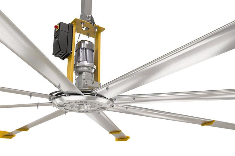 Động cơ Gearbox với tiêu chuẩn IP56