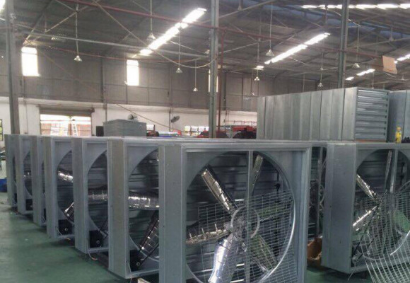 Hệ thống chống rơi cánh (Airfoils Restraint System) từ Big Ass Fans